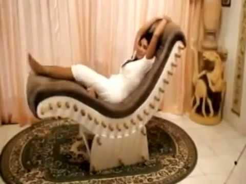 Кресло-мешок от компании Kreslosoft.ru - YouTube