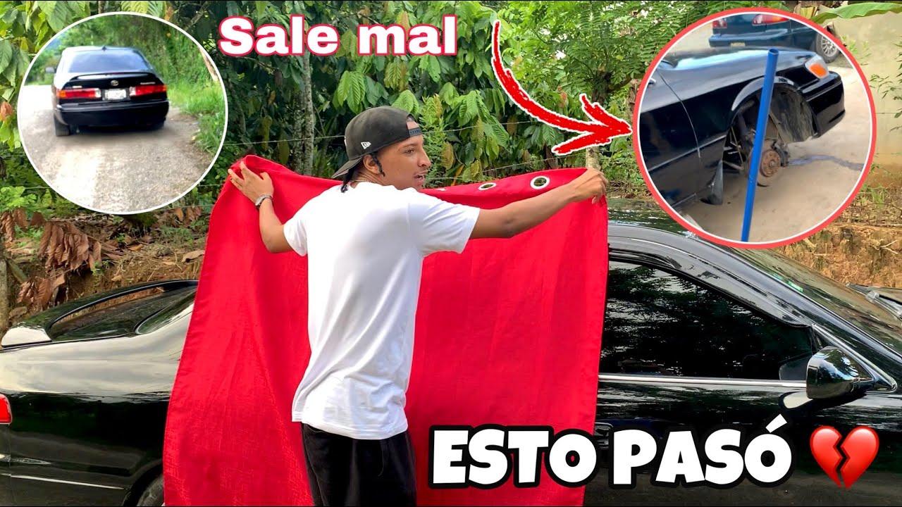 Ya Arreglé Mi CARRO! *SALE BIEN Y MAL!🤦🏻♂️| Flakitoh Video