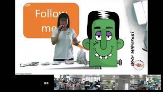 辛亥樂園-1071018英語視訊教學