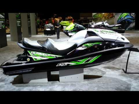 2014 Kawasaki Ultra 310 LX