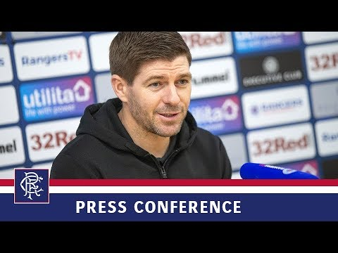 PRESS CONFERENCE | Steven Gerrard | 24 Dec 2018