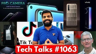 Tech Talks #1063 - Redmi Note 9 Full Specs, TikTok Parasite App, Realme 6 Camera, vivo V19 Launch