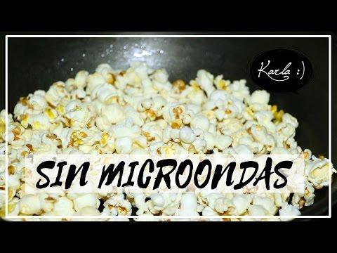 Cómo hacer Palomitas de Microondas sin Microondas MUY FÁCIL y RÁPIDO!! | #FemLife :)