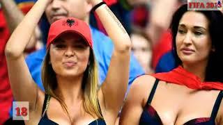 Football | Top 25 Hottest football fan part _2 | FIFA 2018 Hottest fan in Russia | 25 Hott