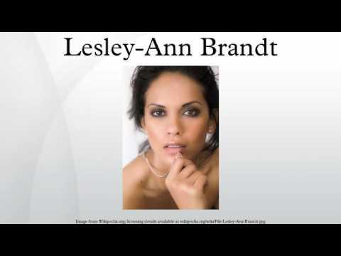 LesleyAnn Brandt