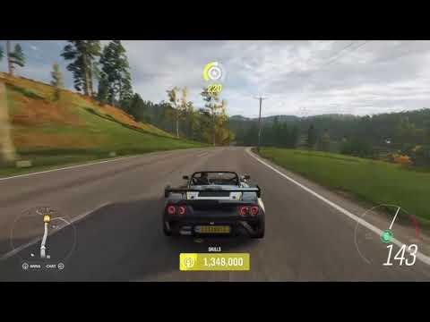 Forza Horizon 4 - 2009 Lotus 2-Eleven | Gameplay