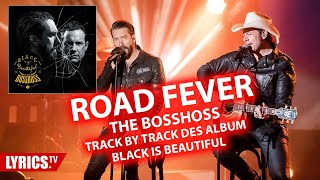 "Road fever | The BossHoss | Audio | Track by Track Album ""Black is beautiful"""