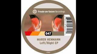 Marek Hemmann - Left