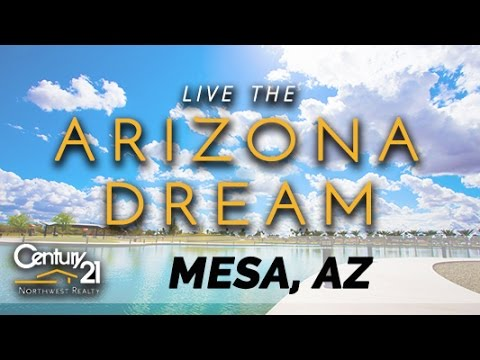 Living in Mesa, AZ Homes and Real Estate by Century 21 Northwest Realty