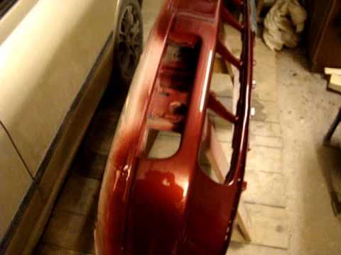 audi a4 1 9 tdi 02 remove front bumper