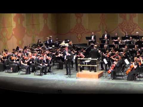 Tableaux de Provence, Paule Maurice: KSYO Winter Concert
