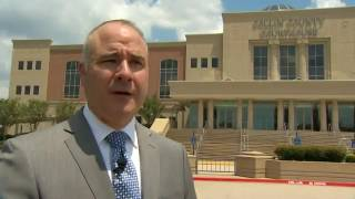 Former Collin County judge tied up in political soap opera