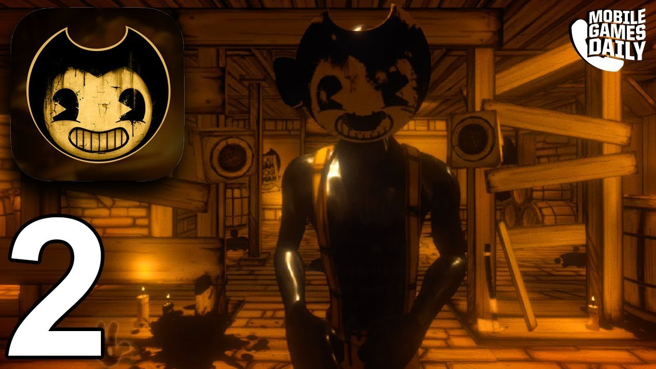 bendy and the ink machine walkthrough chapter 2
