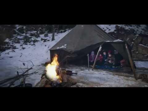 دثروا المتجاجين بالدفء هذا الشتاء