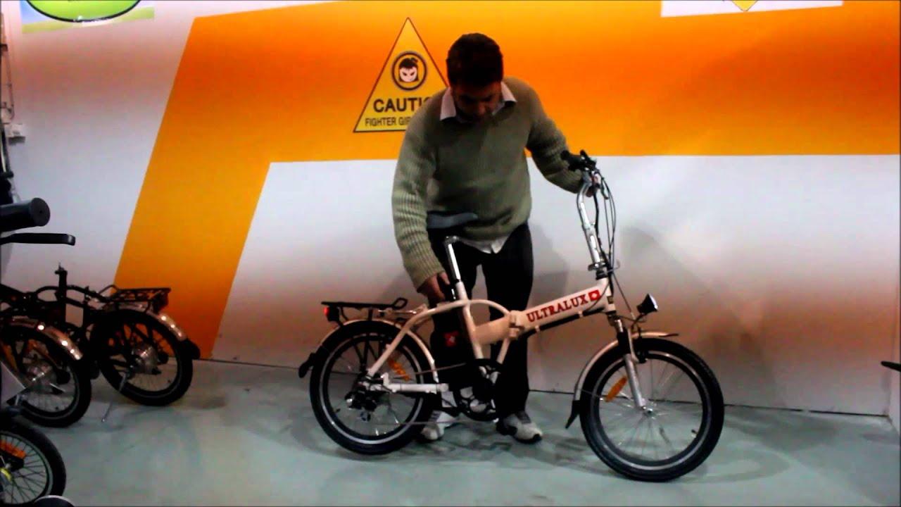 הוראות שימוש אופניים חשמליים