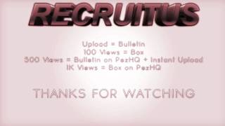Recruit Us! Sick Channel! Thumbnail