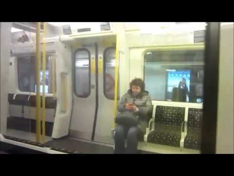 Tube Strike Adventure on Monday 9 January 2017