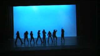 You Blew Me Off Dance- OWU terps spring 07