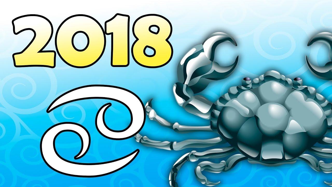 Гороскоп на 2018 год Рак: гороскоп для знака Зодиака Рак на 2018 год
