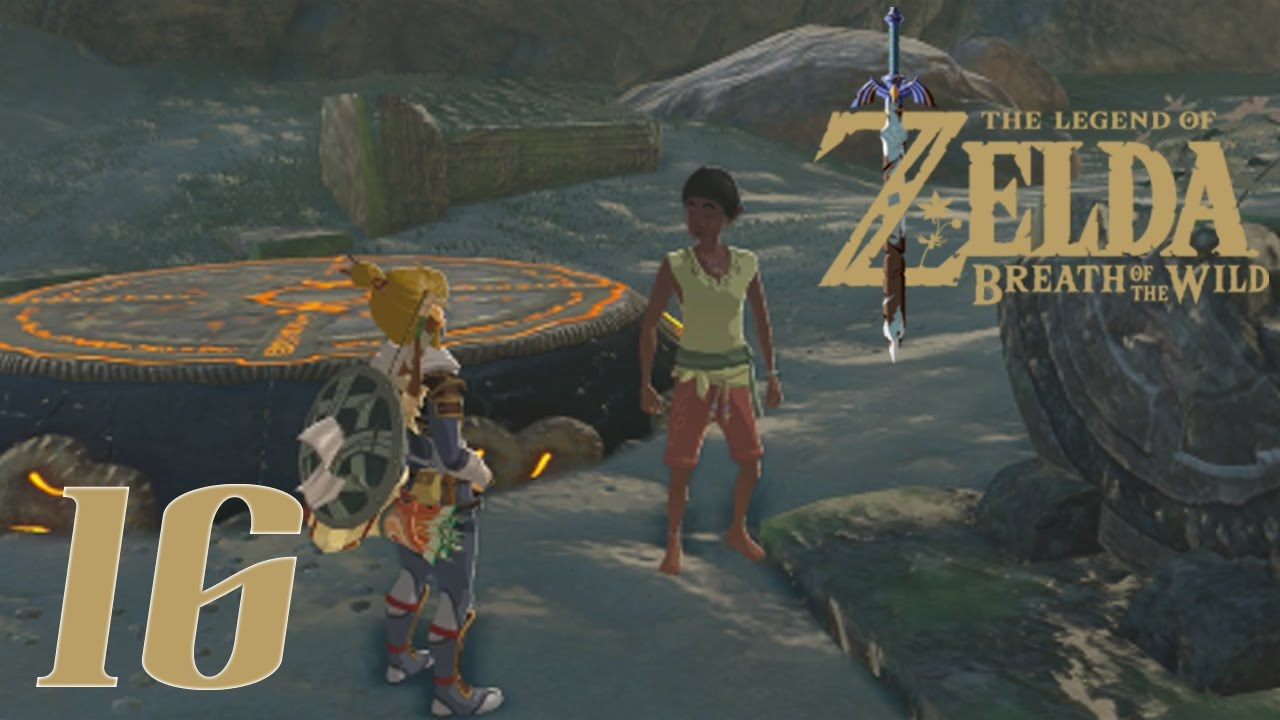 Good Breath of The Wild Let's Plays? : Breath_of_the_Wild