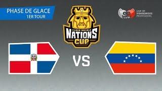 VENEZUELA vs PORTO RICO | CR NATIONS CUP ! Clash Royale