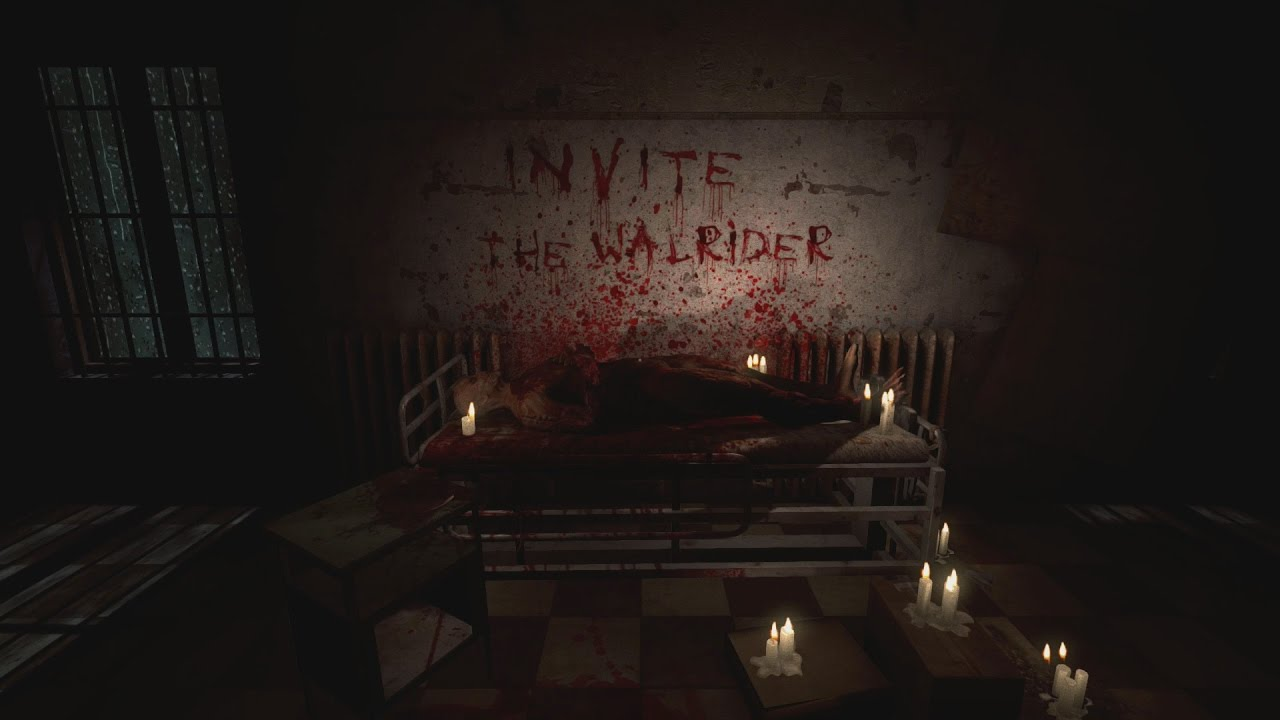 Outlast Playthrough - Female Ward and Getting Laundry Chute Fuses ...
