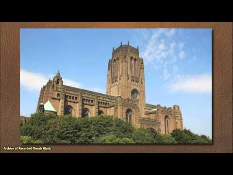 BBC Choral Evensong: Liverpool Cathedral 1986 (Ian Tracey)
