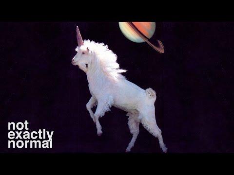 We had Real Unicorns in the 1980s