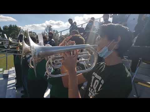 Archbishop Shaw High School Eagle Band 2020 Homecoming (alumni game)