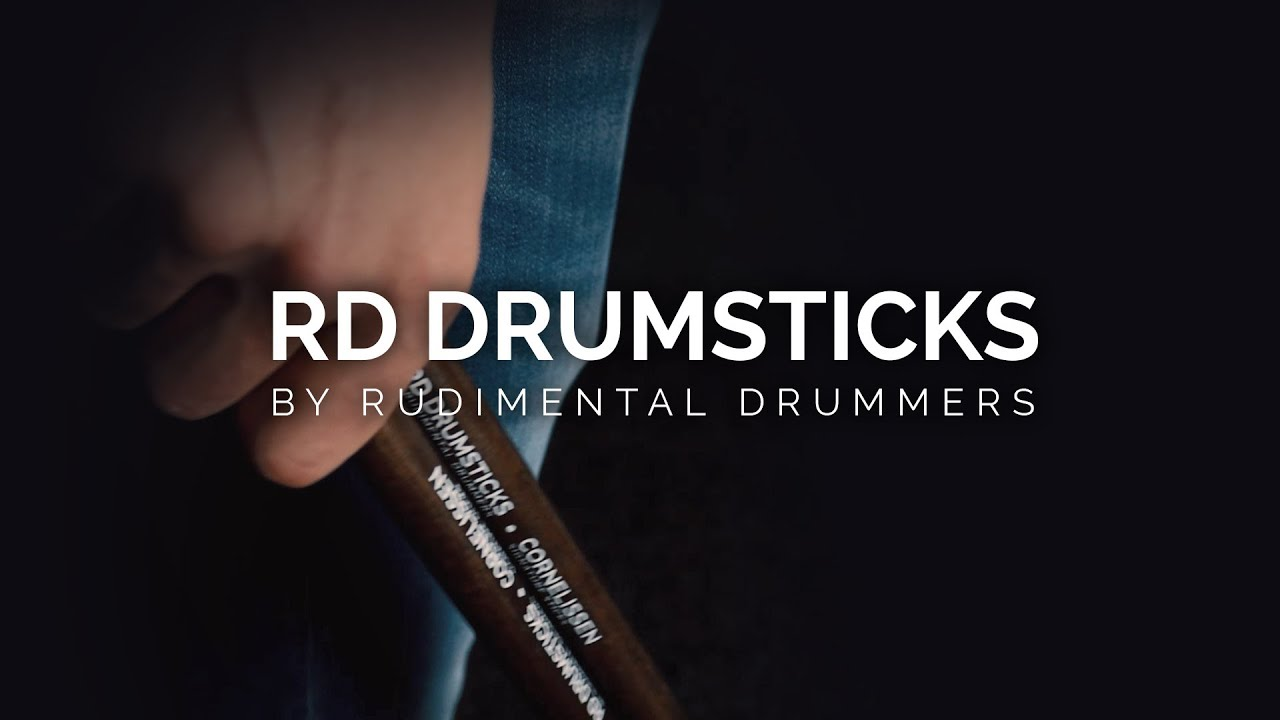 RD DRUMSTICKS | We crafted our own drumsticks
