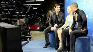 2011 Skate America - Backstage & Behind The Scenes Sr Pairs