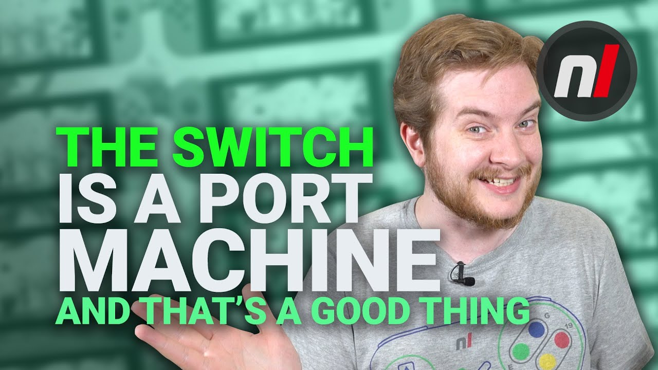 The Switch is a Wii U Port Machine, and that's a Good Thing