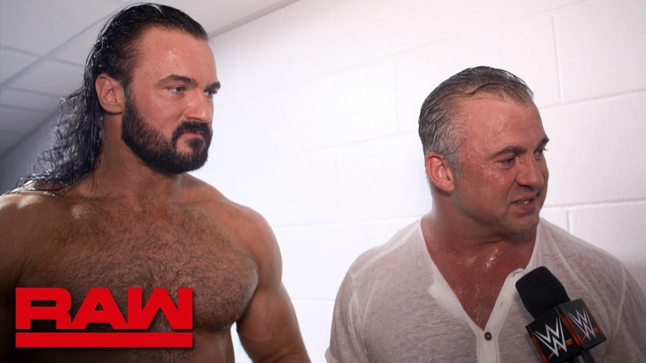 Shane McMahon has Roman Reigns