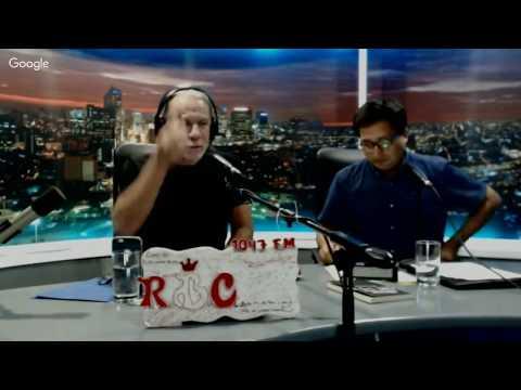 Ricardo Belmont en vivo en su programa Habla El pueblo en RBC Radio 104.7Fm