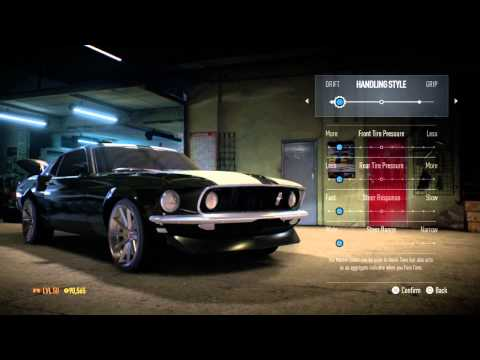 Need For Speed 2015: Tokyo Drift Sean's Ford Mustang
