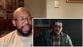 The Irishman Official Trailer Reaction