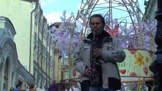 Taka taka ta.соло на саксофоне.Така така та.