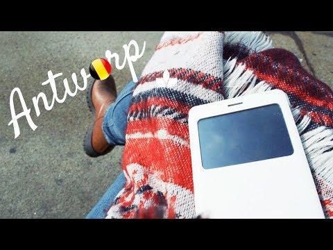 TRAVEL DIARY: ANTWERP, BELGIUM | Dragonfly's Heart