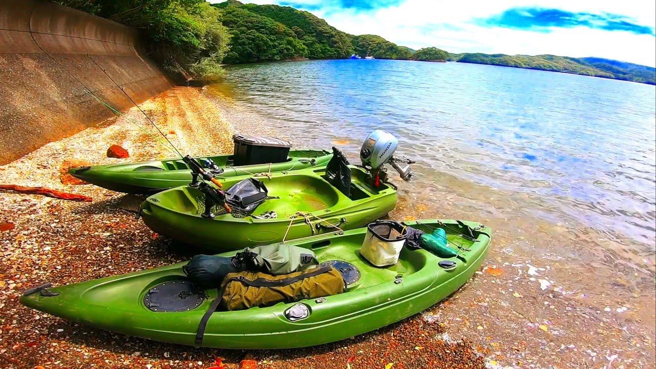 【Fishing】Calm sea with intricate terrain