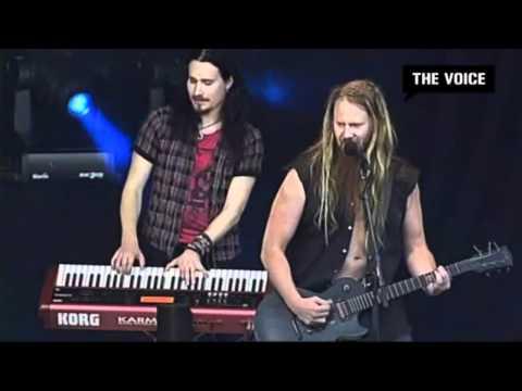 Kotiteollisuus feat. Tuomas Holopainen - Satu Peikoista (LIVE, HIMOS 2010)
