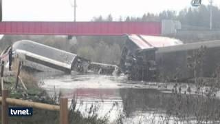 It was more of a shock train crash in France