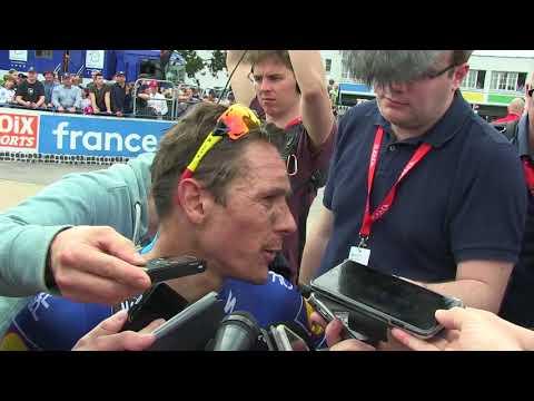 A collection of images after the race - Paris-Roubaix 2018