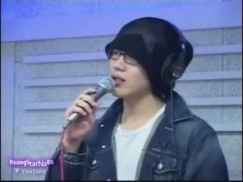 성시경 Sung Si Kyung - 사랑이 다른 사랑으로 잊혀지네 (radio 2007.11)