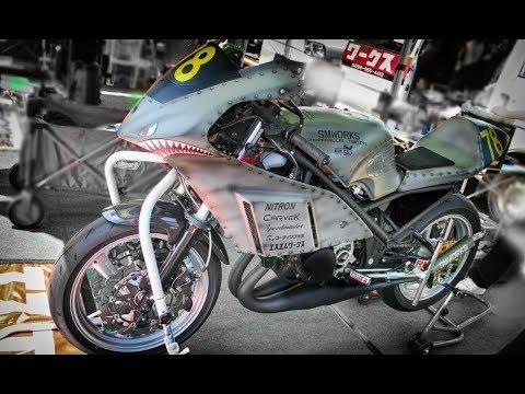 YAMAHA R1-Z Nose Art Paint TOT Racer