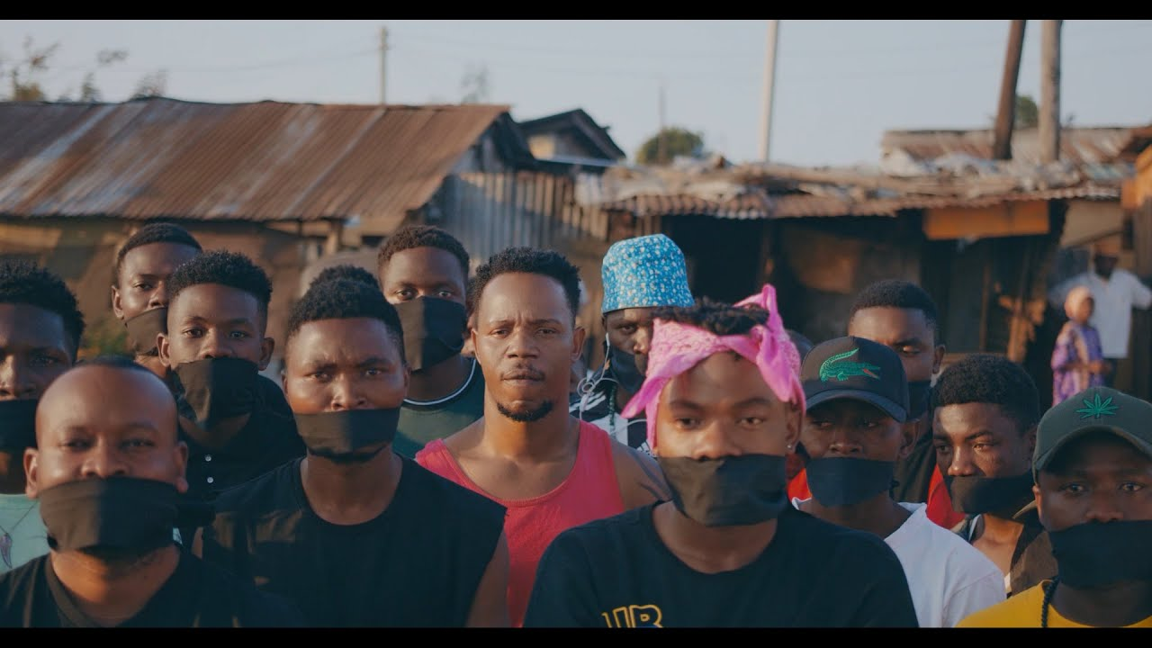 Download Nay Wamitego -  Rais Wa Kitaa [Official Music Video]