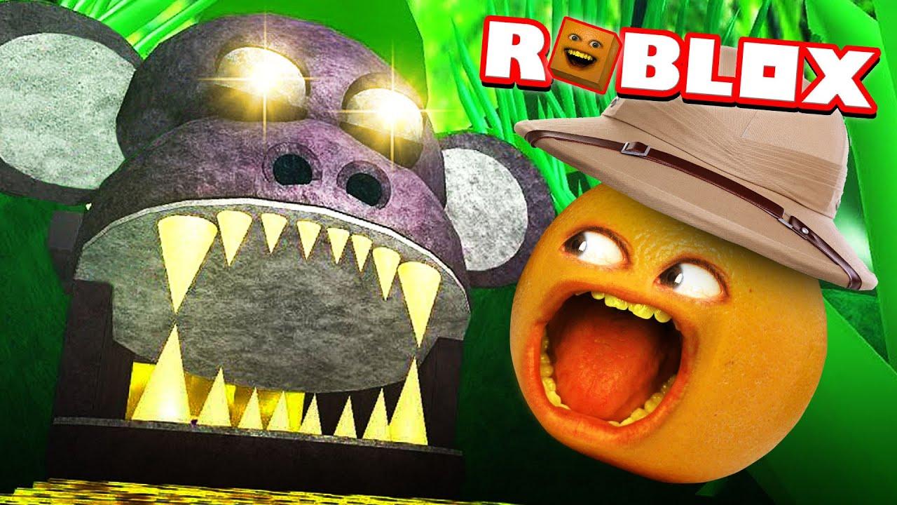 RAIDERS of the Lost FART!!! | Escape the Jungle Obby