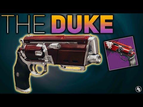 Duke Mk. 44 (2 TAPPER) | Destiny 2 Forsaken