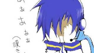 スパルタのあまりKAITOが泣いてしまったようです thumbnail