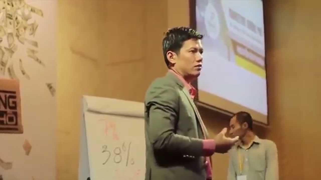 Marketing Đường Phố của Nguyễn Duy Nhân – Clip giới thiệu