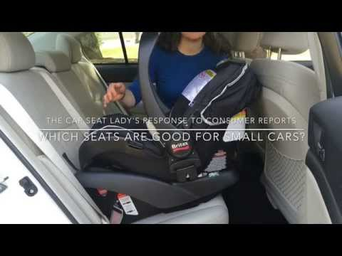 Which Infant Seat REALLY Is Best For Small Cars Answer Will Surprise You